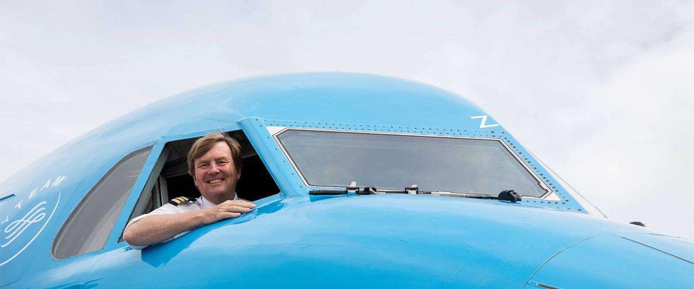 Resultado de imagem para willem alexander piloot