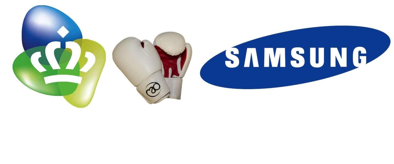 Samsung nu ook in juridisch gevecht met KPN