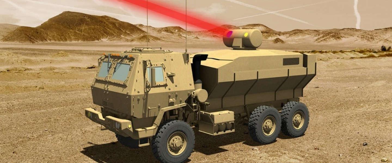 Pew pew pew: Lockheed-Martin levert eerste serieuze laserwapen