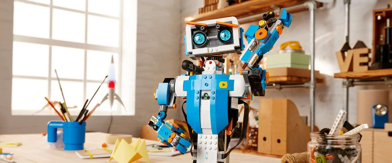LEGO Boost: simpel en leuk programmeren voor de kleintjes