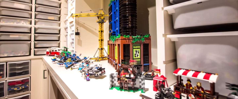 Dé speelkelder voor iedere Legofanaat