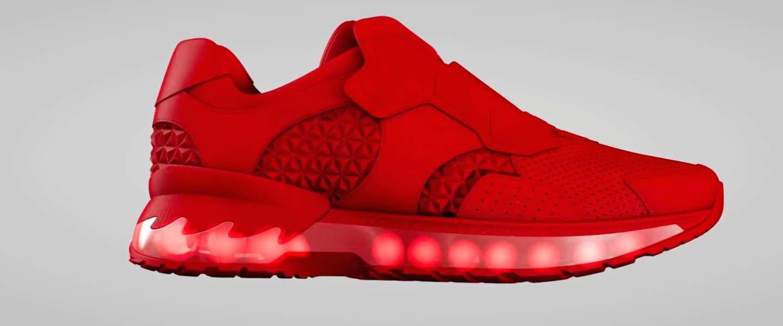 Lenovo Smart Shoes: sportschoen en game controller in één