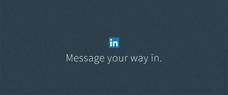 Instant Messaging ook via LinkedIn
