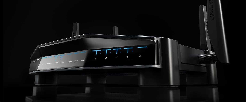 De Linksys WRT32X Gaming router geeft je prioriteit waar het telt