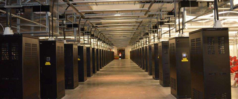 Datacenter van Facebook heeft impact van 380 miljoen euro op Zweedse economie