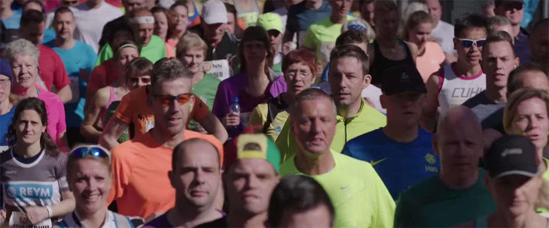 Marathon Rotterdam: dit stukje techniek zorgt voor prachtige emoties