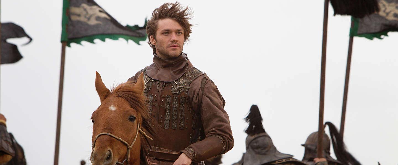 De nieuwe serie van Netflix: Marco Polo [Adv]