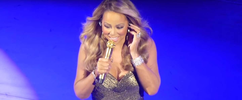Mariah Carey komt met nieuw Kerstnummer!