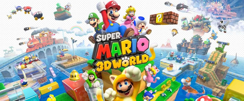Mario gaat naar het pretpark