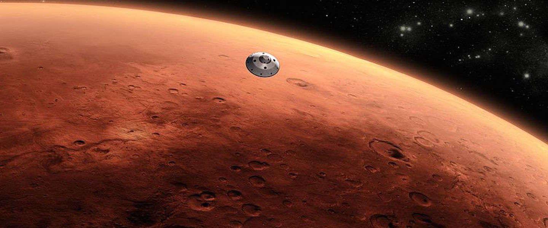 Neem een kijkje op Mars met de Mars Experience 2030!
