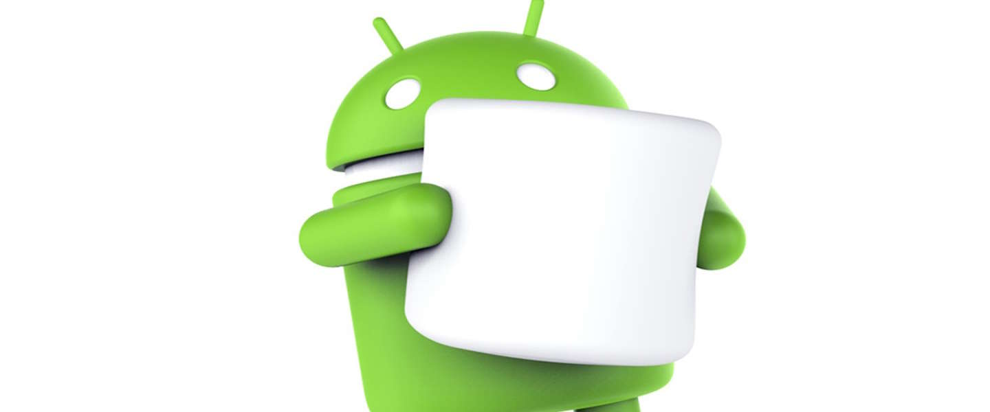 Android M staat voor Marshmallow