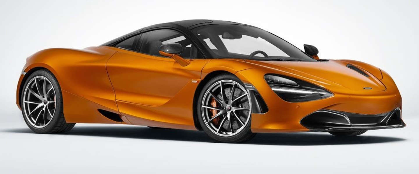 McLaren's Super Series is terug met de 720S