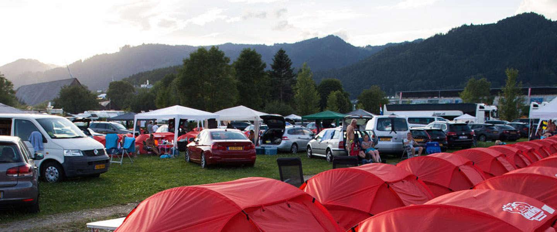 Grand Prix van Oostenrijk: Het F1 feest der verbroedering