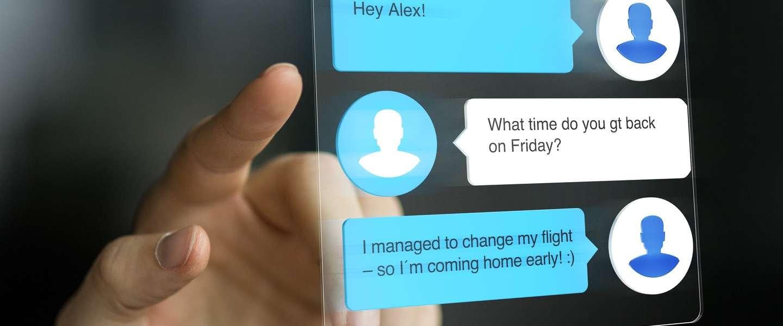 Facebook Messenger 'leent' streak feature van Snapchat