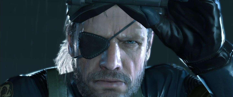 Konami verwijdert Kojima van Metal Gear Solid 5 cover