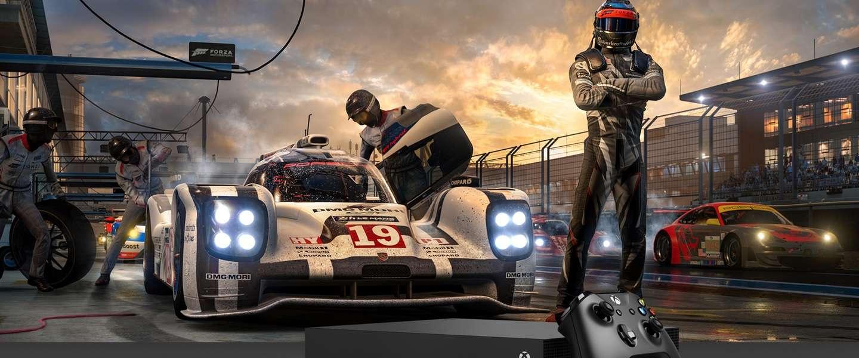 gamescom 2017: Microsoft's games overtuigen op de Xbox One X