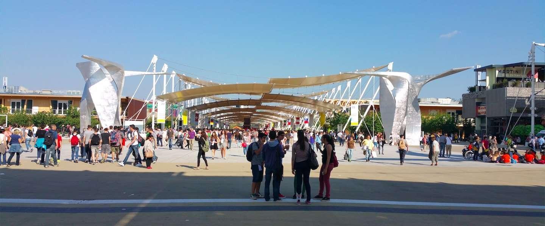 De Expo Milano 2015 is een absolute aanrader voor iedereen