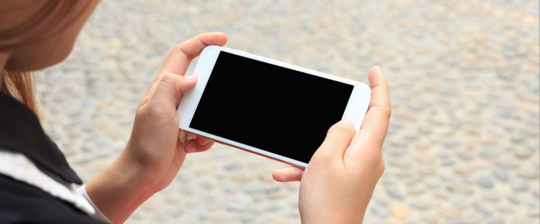 Zo zou video's kijken op je smartphone moeten zijn