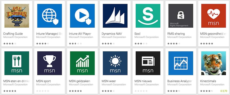 MSN-apps voor iOS en Android beschikbaar in Nederland