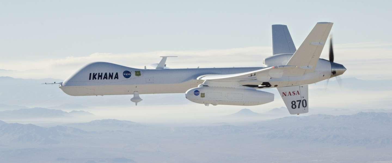 NASA bezig met luchtverkeerssysteem voor drones