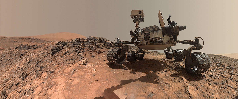 NASA onthult plan om mensen permanent naar Mars te sturen