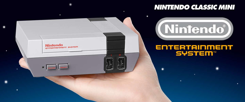 NES Classic Mini gehackt: je kunt zelf (met wat moeite) spellen toevoegen