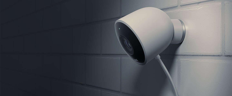 Nest lanceert eerste Outdoor Cam