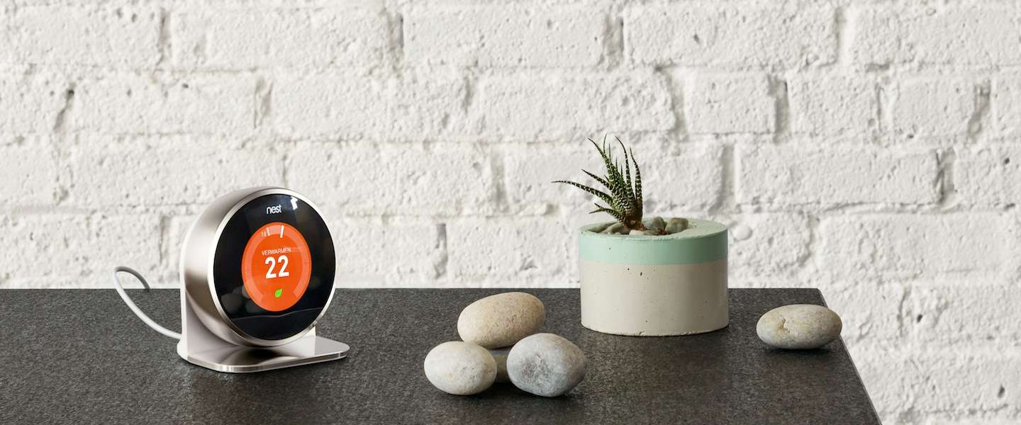 Nest introduceert Learning Thermostat en Protect in Nederland