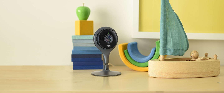 Nest Cam per direct beschikbaar in Nederland en België