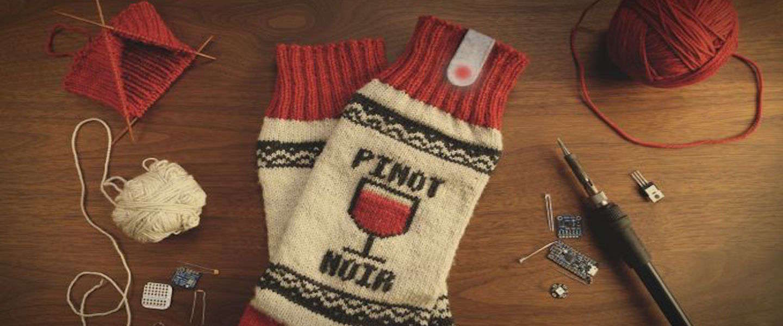 Deze sokken pauzeren Netflix wanneer je in slaap valt