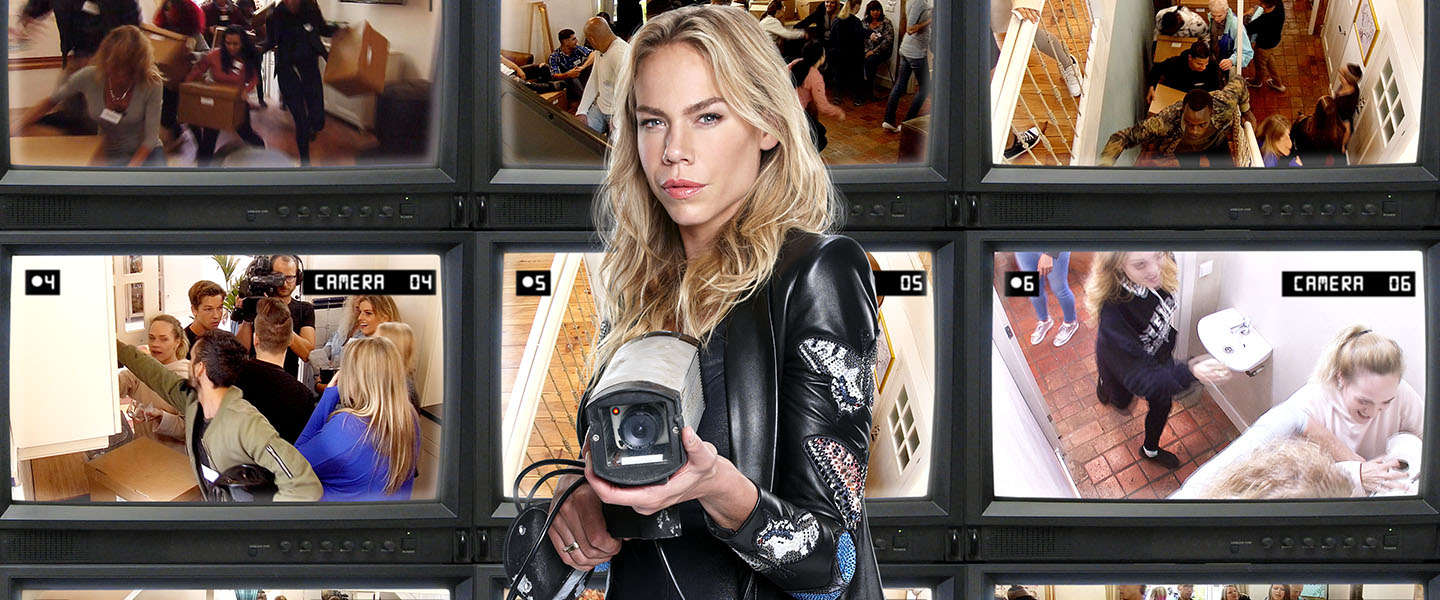 Nicolette Kluijver komt met reality game show: 'Get The F*ck Out Of My House'