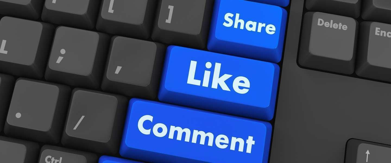 Nieuw logo voor Facebook