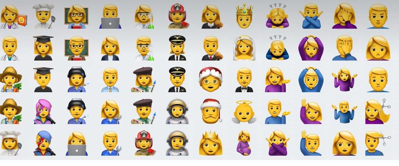 Eindelijk kun je 72 nieuwe emoji gebruiken
