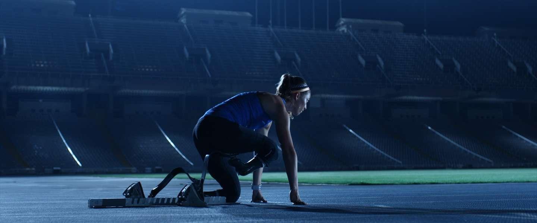 Marlou van Rhijn in nieuwste Nike #JUSTDOIT campagne