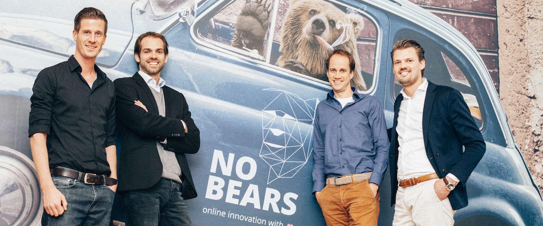 De jacht kan beginnen voor online innovatiebureau NoBears