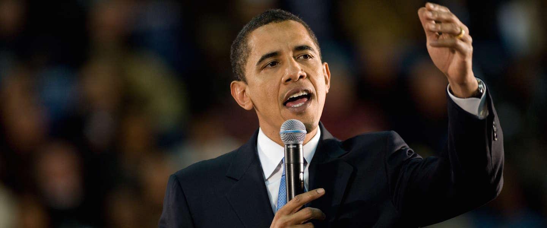 Barack Obama heeft nu de meest gelikete tweet ooit!