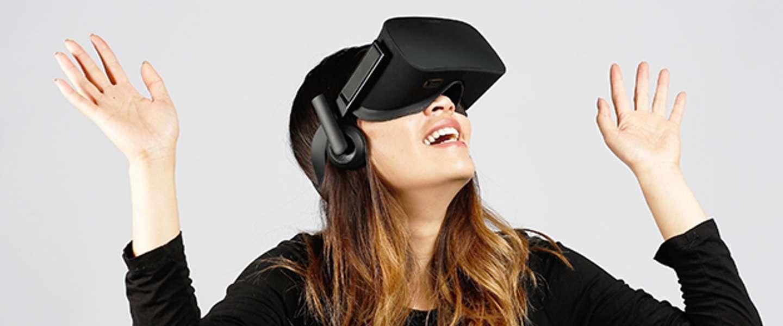 Oculus gaat in 2018 een losse VR-bril verkopen voor 200 dollar