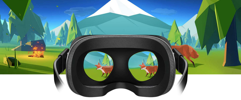 Oculus Rift VR-bril lanceert mei dit jaar voor €699