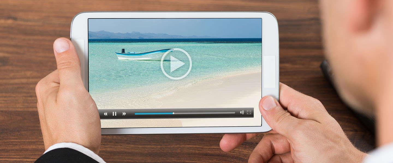 In 2019 is iedere seconde goed voor bijna 1 miljoen minuten aan online video