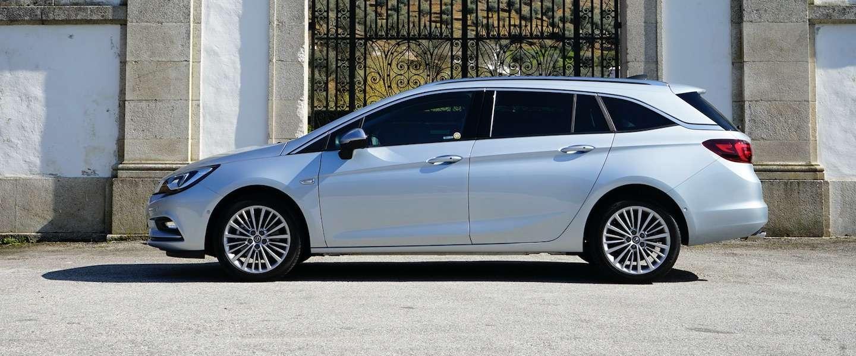 Opel Astra Sports Tourer, succes verzekerd
