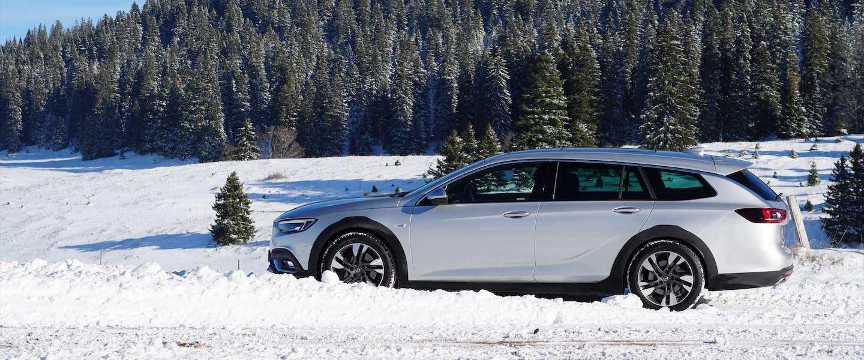 Opel Insignia Country Tourer, 5 meter rijplezier