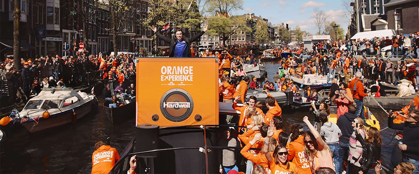 The Orange Experience continues!