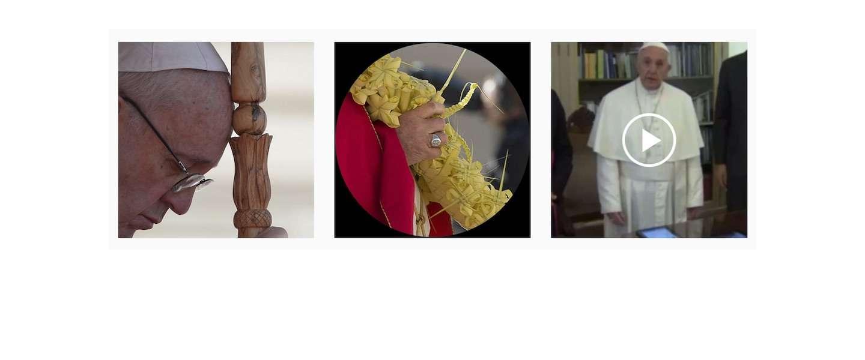Paus Franciscus heeft een eigen Instagram-account, zijn eerste foto's