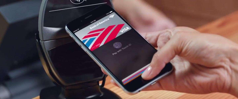 Apple lanceerde een concept dat de financiële wereld op zijn kop kan zetten