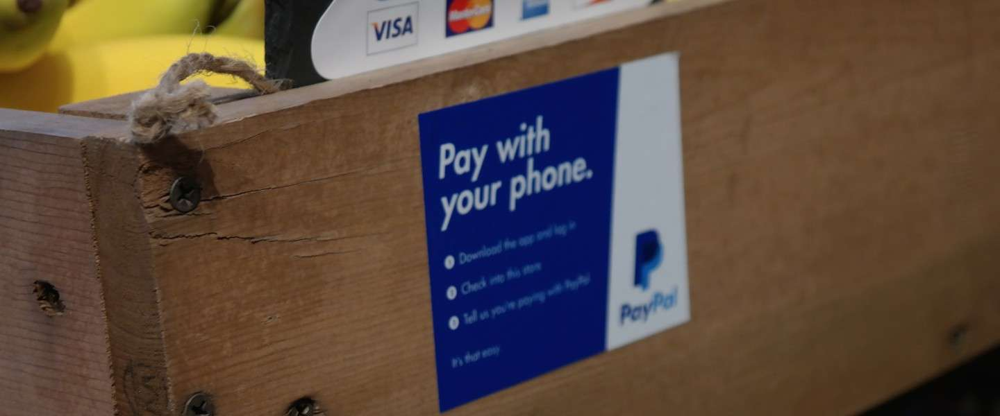 PayPal is geen Apple Pay partner door deal met Samsung