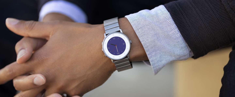 Pebble kondigt stijlvolle smartwatch aan: Pebble Time Round