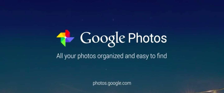 Google introduceert Google Photos