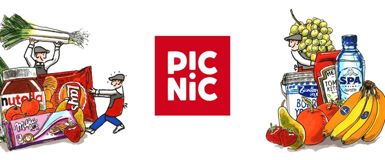 Nieuwe online-supermarkt Picnic daagt AH en Jumbo uit en bezorgt gratis