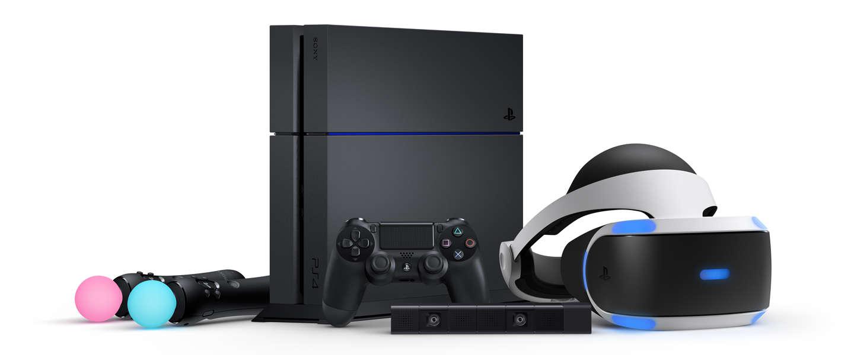 Playstation VR: de jouwe voor 400 euro in oktober