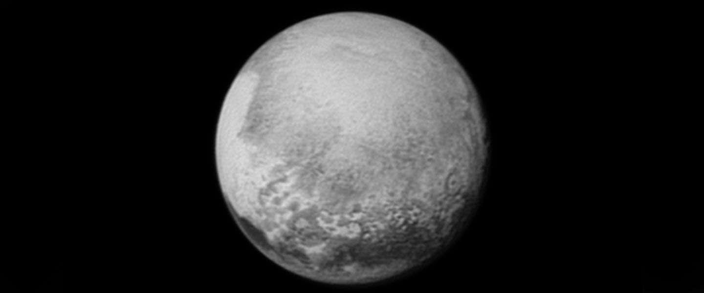 Vandaag bereiken we Pluto #flyby